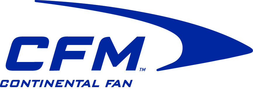 CFM Continental Fan Logo